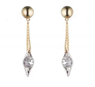 Lulu Frost Crystal Oasis Earrings