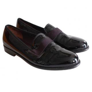 Salvatore Ferragamo Patent Loafers