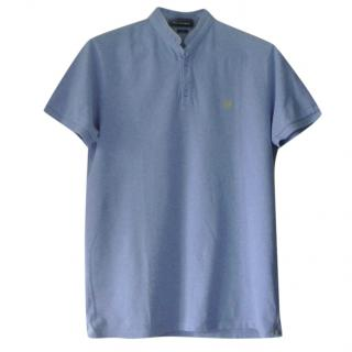 The Kooples Sport Light Blue Polo Shirt