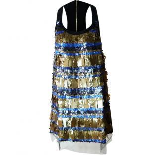 Sonia Rykiel Runway Sequinned dress