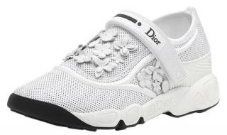 Dior Flower Fusion Nappa Sneakers