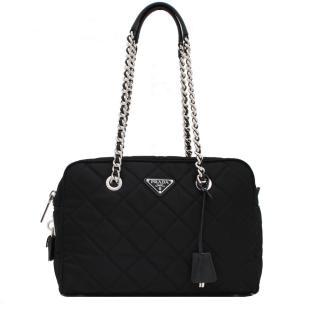 Prada Tessuto Chain bag