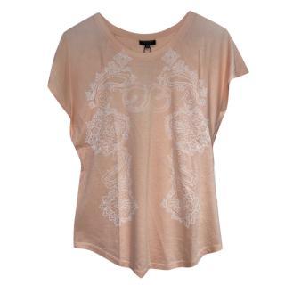 Escada Sport Pink T Shirt