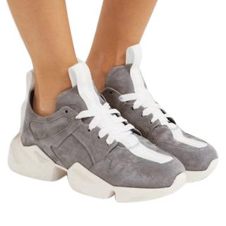 Ben Taverniti Unravel Project Neo Grey Sneakers