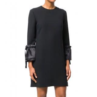 Victoria Victoria Beckham Contrast Cuff Dress size 10