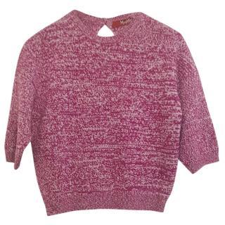 Max Mara knit wool jumper