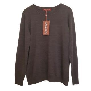 Max Mara Knit Sraight Line Sweater