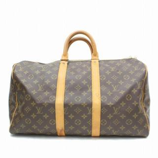 Louis Vuitton Keepall 45 M41428 Monogram Boston Bag