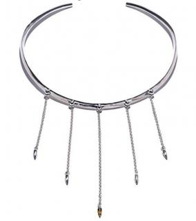 Pamela Love Spear Head Choker