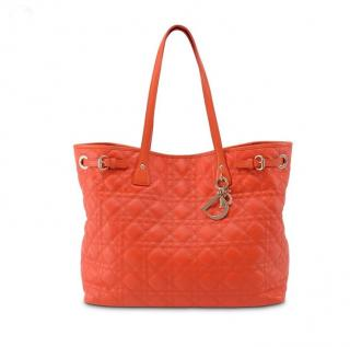 Christian Dior Cannage Panarea Tote Bag