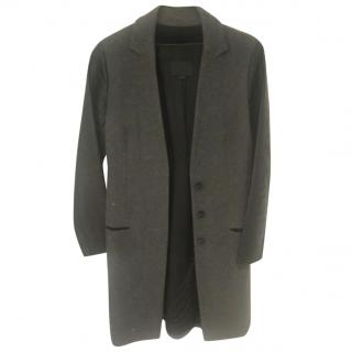 Alexander Wang grey wool coat