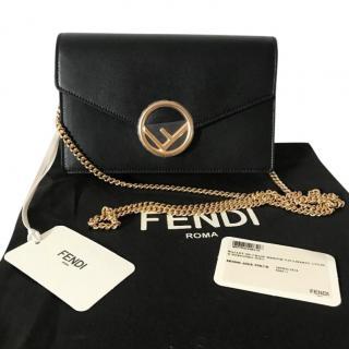 Fendi F Black Mini Bag
