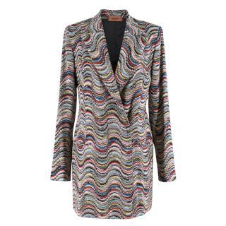 Missoni Multicoloured Knit Jacket