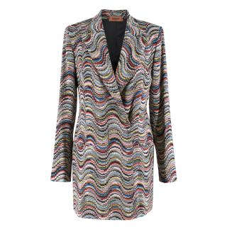 Missoni Multicoloured Knit Jacket