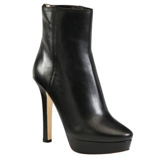 Jimmy Choo Magic 247 Leather Boots