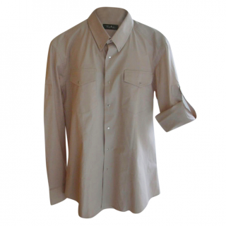 Thierry Mugler 2 Style Sleeve Shirt