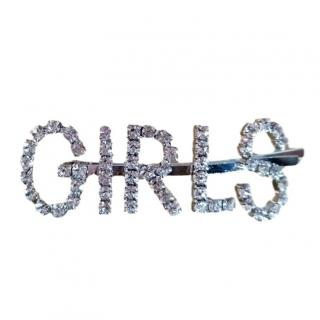 Simone Rocha Crystal Girls Hairclip