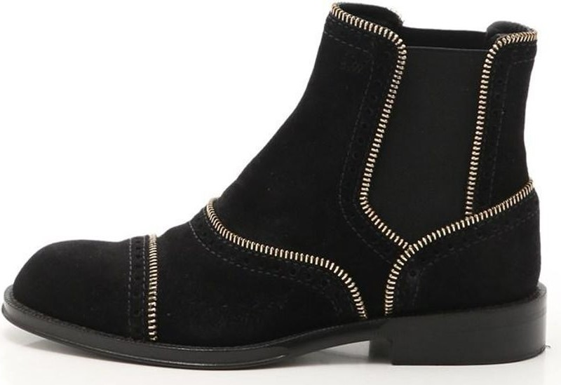 4f73f6837f7ea9 Louis Vuitton Tomboy Flat Ankle Boot | HEWI London