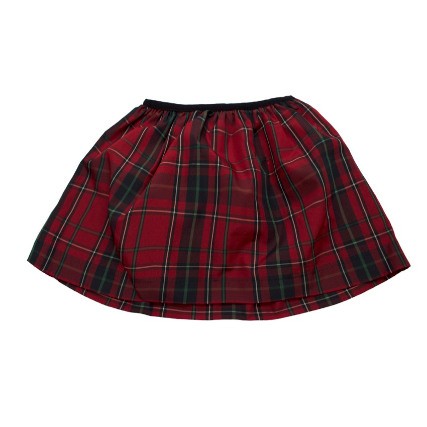 Polo Ralph Lauren girls tartan skirt