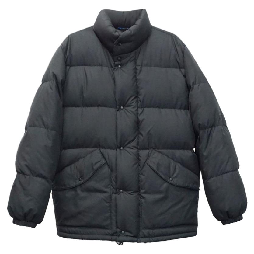 0cb79d072 MONCLER Vintage Grenoble Mens Navy Blue Down Parka Jacket Coat