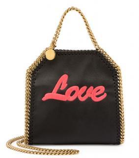 Stella McCartney LOVE Falabella Shoulder Bag