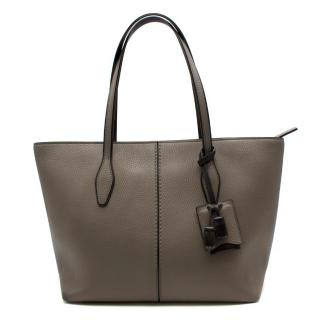 Tod's Joy Taupe Bag Large