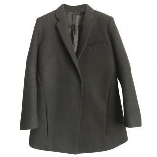Celine classic black coat