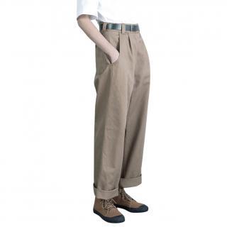 Margaret Howell High Waisted Pants