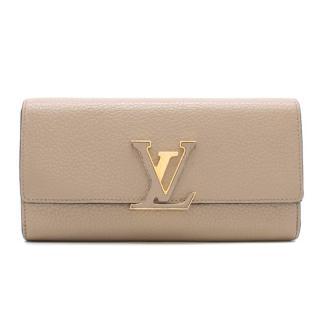 Louis Vuitton Galet Capucines Wallet