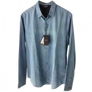 Armani Jeans Men's Striped shirt