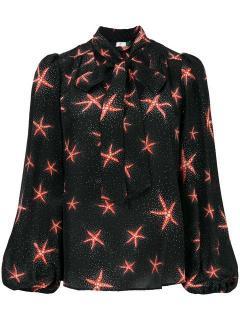 Rixo Moss Star Shirt