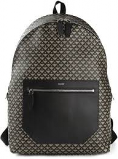 Bally Matterhorn Leather Rucksack