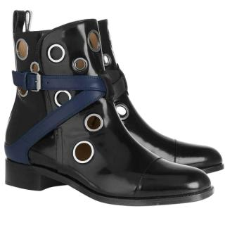 Christian Louboutin x Jonathan Saunders Ankle boots