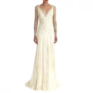 Jenny Packham Josephine chantllly lace wedding dress