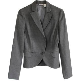 Barneys New York Wool Blazer