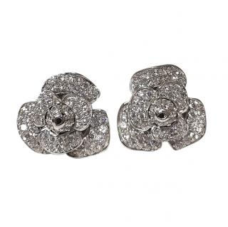 Fei Liu Rose Earrings