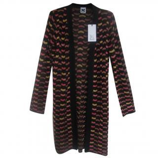 M Missoni Crochet wool-blend cardigan