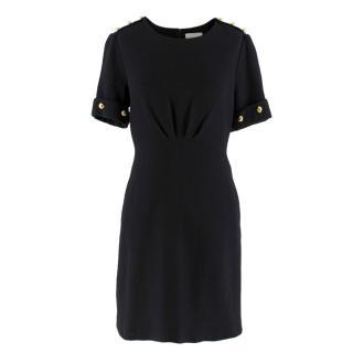 3.1 Phillip Lim Black Studded Sleeve Dress
