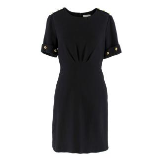 3.1 Phillip Lim Black Studded Sleeve Dress
