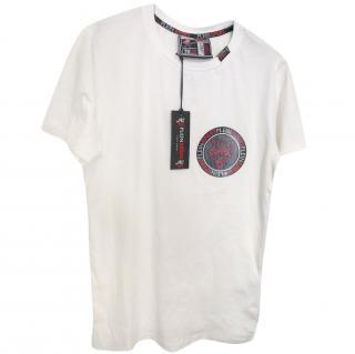Philipp Plein Sport White T-shirt