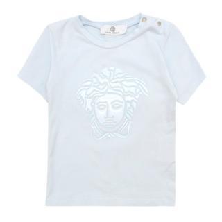 Young Versace 12 Month 3-D Medusa T-shirt