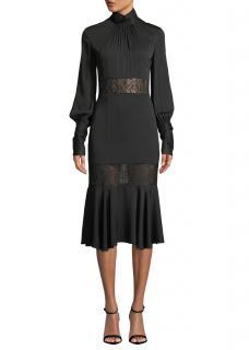 Milly Black Arianna Dress