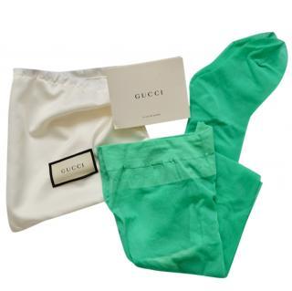 Gucci runway tights