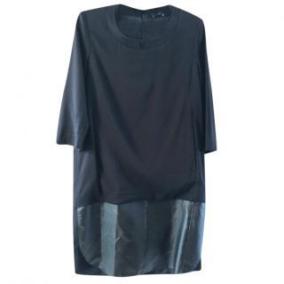 The Kooples leather dress