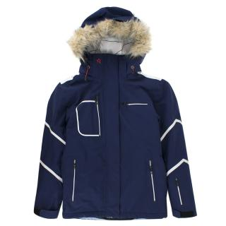 Perfect Moment Navy Ski Jacket