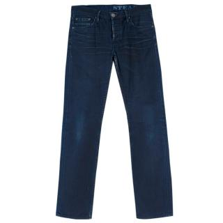 Burberry Steadman Blue Slim Jeans