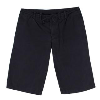 Maison Margiela cotton chino shorts