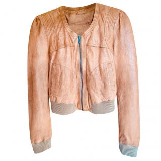 Twenty8Twelve Sienna Miller Leather Jacket