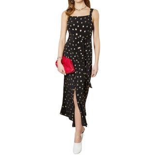 Rixo Tara All Star Midi Dress