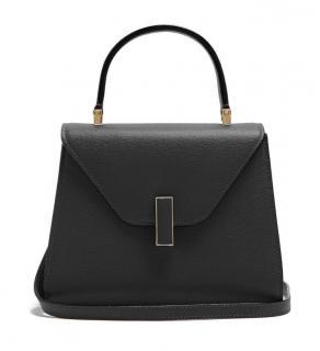 Valextra black iside mini bag